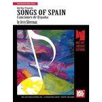 Songs of spain Jerry-Silverman