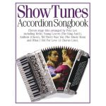 Accordion songbook show tunes