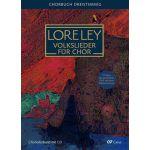 Loreley. folk songs for choir