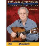 Folk song arrangements for classical guitar Frederic-Hand