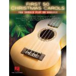 First 50 christmas carols you should play on uke