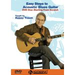 Easy steps to acoustic blues guitar Happy-Traum