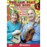 You can play the uke! - dvd one