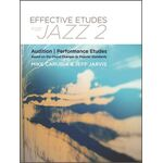 Effective etudes for jazz, vol. 2 - piano Mike-Carubia