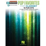 Pop favorites - clarinet
