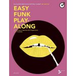 Easy funk play-along Ed-Harlow