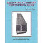Beginning autoharp instruction book Bonnie-Phipps