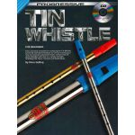 Tin whistle for beginners Peter-Gelling