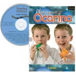 Play your ocarina carols cd edition David-Liggins