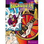 Rockgitaar voor kids Jimmy-Brown