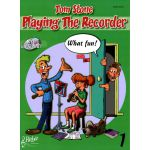 Playing the recorder what fun vol.1 Tom-Stone