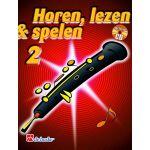 Horen lezen & spelen 2 hobo Jaap-Kastelein