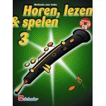 Horen lezen & spelen 3 hobo Jaap-Kastelein