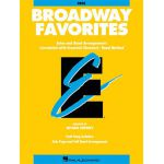 Essential elements broadway favorites oboe