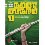 Easy steps 1 fluit Jaap-Kastelein