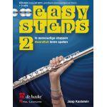 Easy steps 2 fluit Jaap-Kastelein