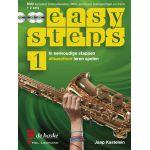 Easy steps 1 altsaxofoon Jaap-Kastelein