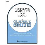 Symphonic warm-ups for band Claude-T.-Smith