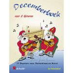 Decemberboek voor 2 gitaren Traditional