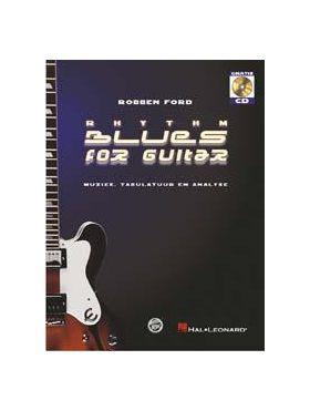 Rhythm blues for guitar Robben-Ford