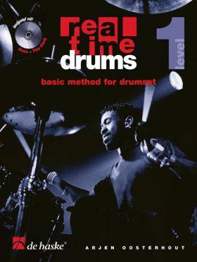 Real time drums 1 (nl) Arjen-Oosterhout