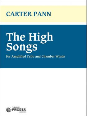 The high songs Carter-Pann