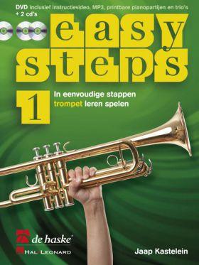Easy steps 1 trompet Jaap-Kastelein