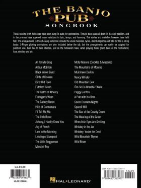 The banjo pub songbook