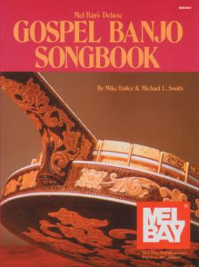 Gospel banjo songbook Bailey