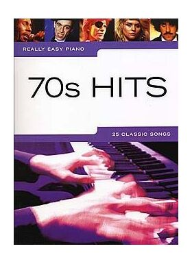 Really easy piano: 70's hits
