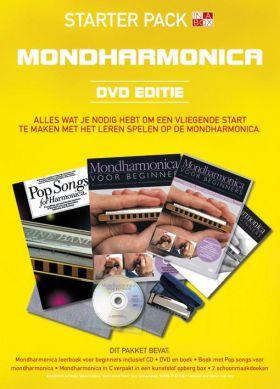 In a box starter pack: mondharmonica