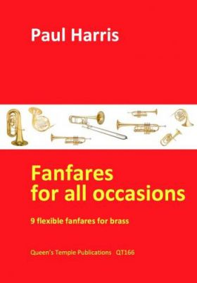 Fanfares for all occasions Paul-Harris